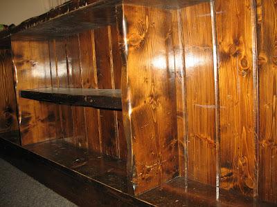 Mistledoe Faux Antiquing How To Antique Furniture